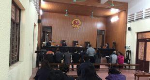 Luật sư giải quyết tranh chấp tại tòa án (ảnh minh hoạ)