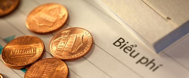 Phí thu hồi nợ