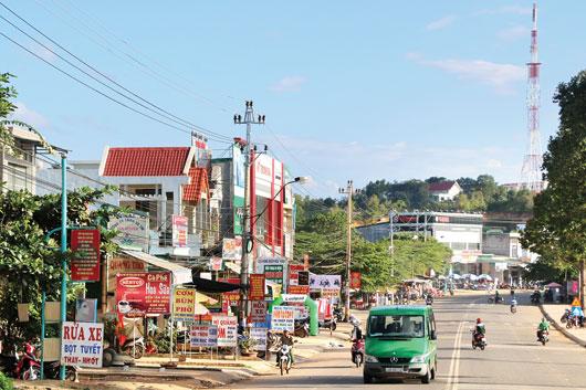 Huyện KRÔNG NÔ, ĐẮK NÔNG: Giải quyết khiếu nại đất đai theo kiểu hành dân